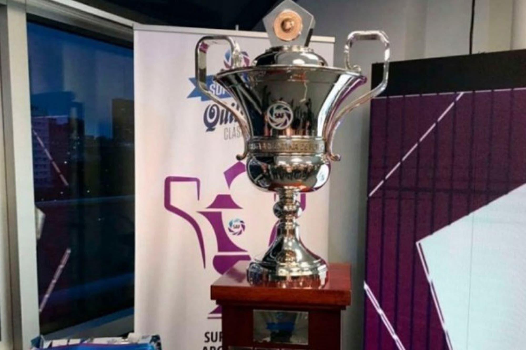Copa de la Superliga: se definieron los días y horarios de los cuartos de final