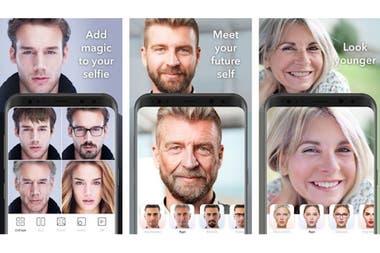 Disponible en las tiendas App Store de Apple y Play Store de Google desde 2017, FaceApp ya cuenta en todo el mundo con 150 millones de usuarios