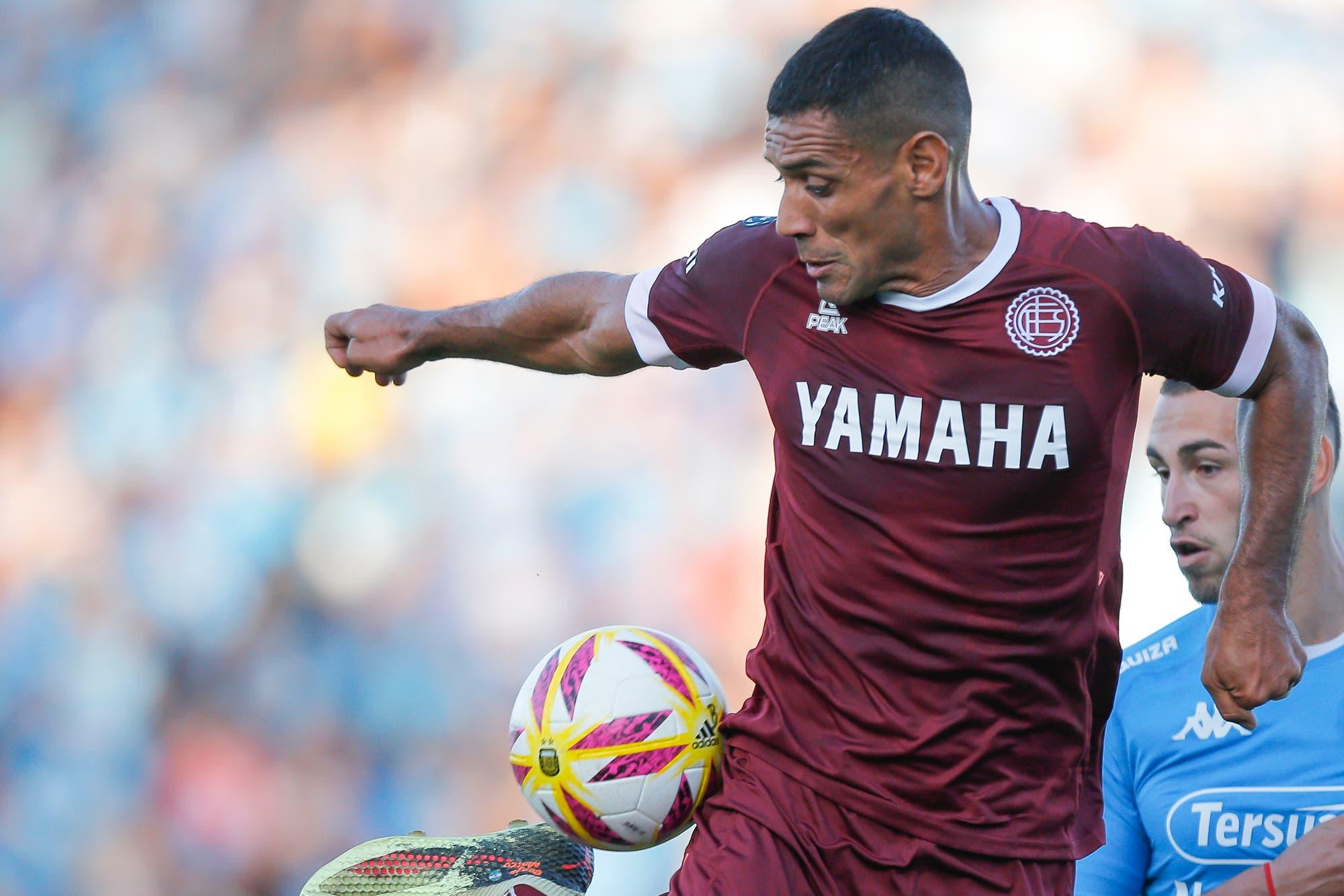 Lanús-Central Córdoba, Superliga: el granate gana con un gol de Auzqui, tras una genialidad de José Sand