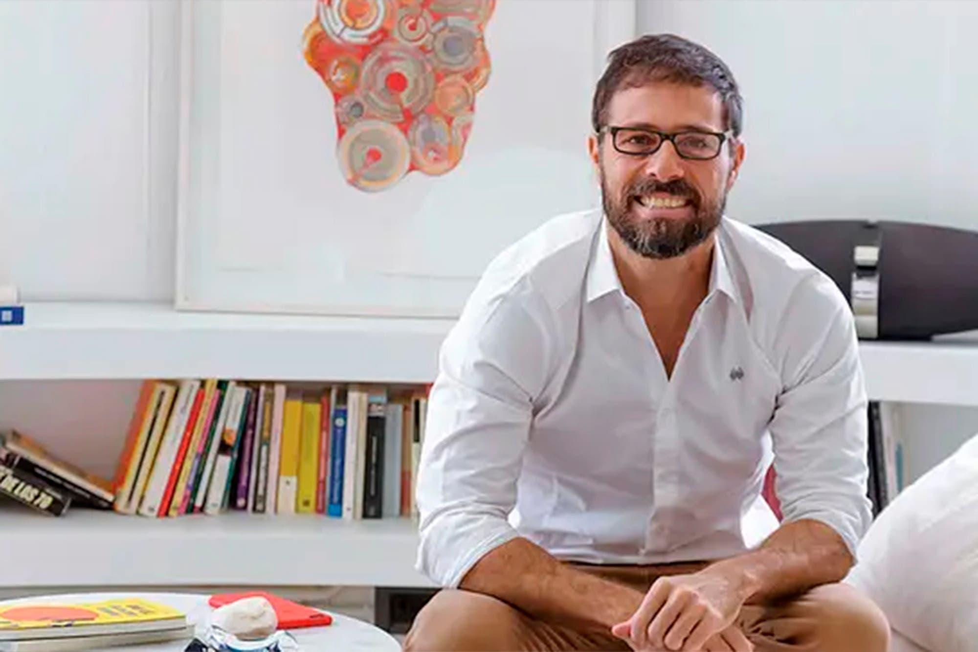 Quién es Braulio Bauab, el novio de Luis Novaresio