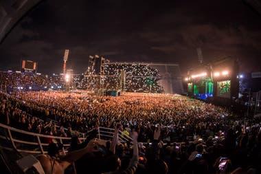 Iron Maiden agotó las entradas para su show en Liniers