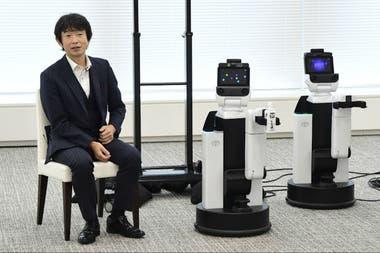 Los robots tendrán su lugar en los estadios y brindarán ayuda a los espectadores.