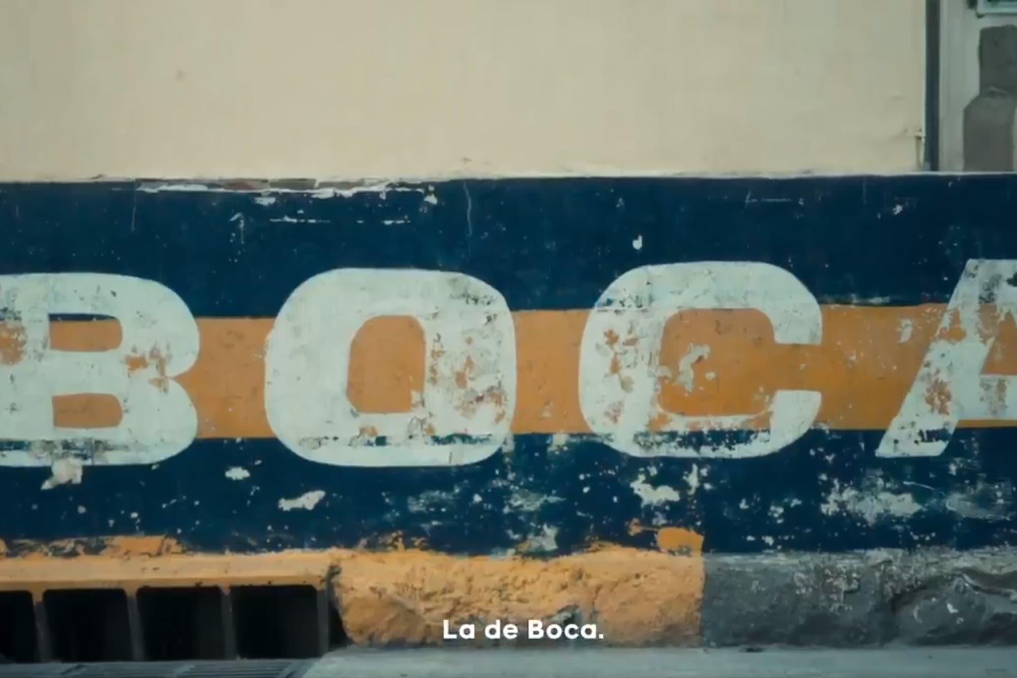 La de Boca: la original manera xeneize de anunciar el cambio de marca de su camiseta