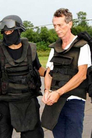 """Por el asesinato quedó preso el misionero Luis Raúl """"El Gusano"""" Menocchio"""