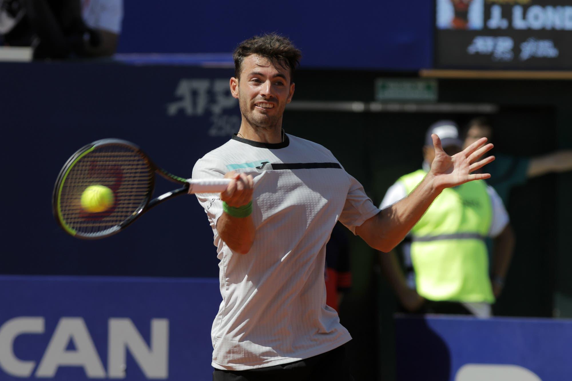Argentina Open: Juan Ignacio Londero desbancó a Guido Pella y es el primer argentino en semifinales