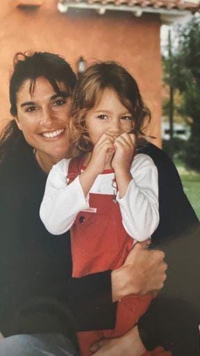 Gabriela y Oriana Sabatini