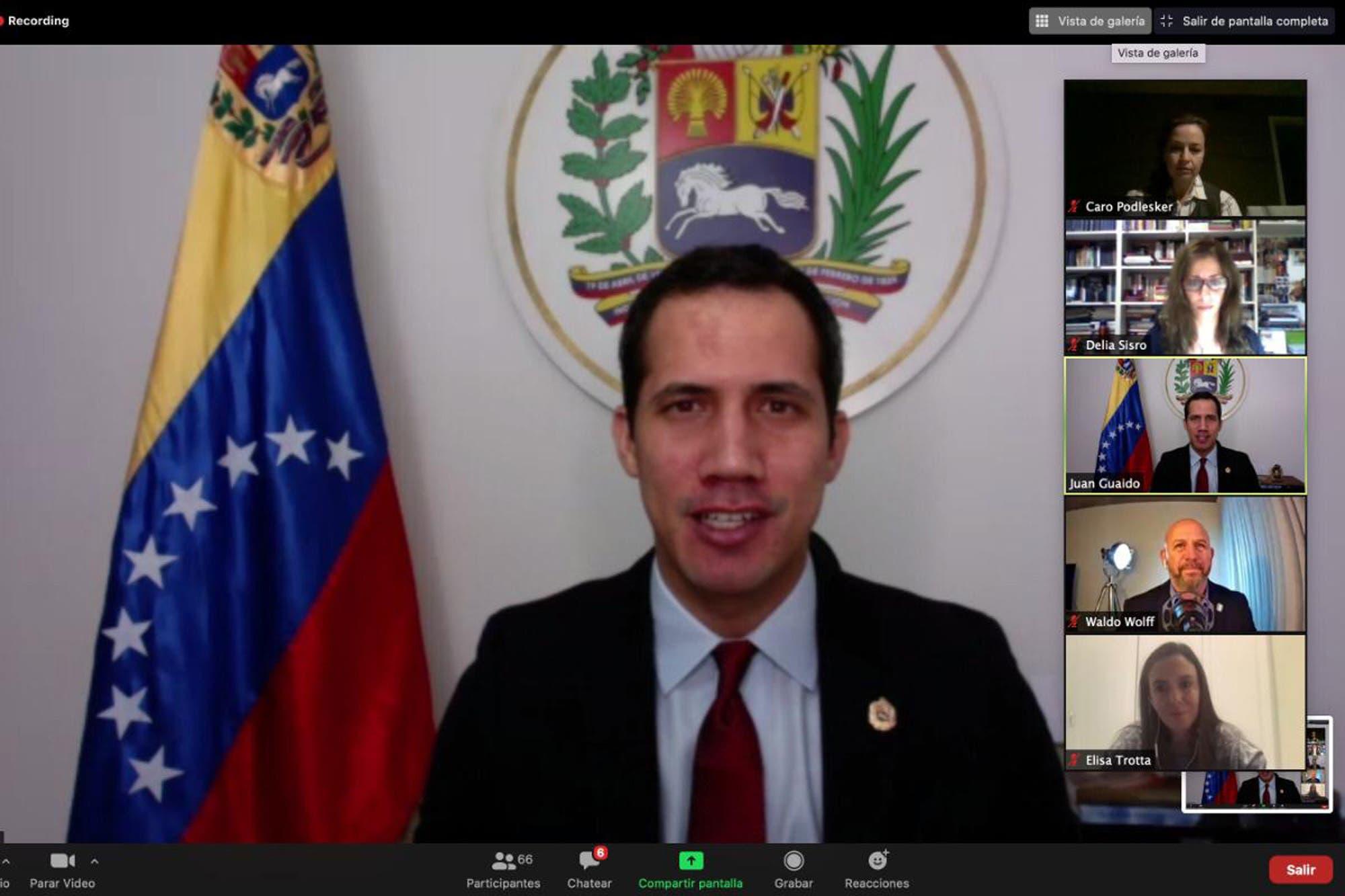 Venezuela: el régimen de Maduro anunció elecciones legislativas bajo protesta de la oposición