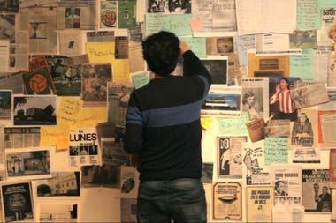 Sebastián Kohan Esquenazi es el director del largometraje documental sobre Panzeri