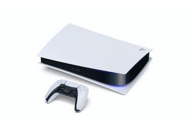 La futurista PlayStation 5 y su control Dual Sense