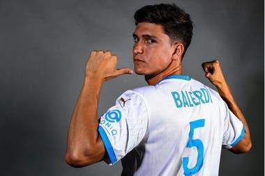 Leonardo Balerdi es uno de los cinco argentinos categoría Sub 23 que milita en uno de los equipos más renombrados de Europa: Olympique de Marsella