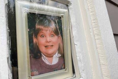 Los artífices de esta original decoración pensaron en todos los detalles del filme, y hasta incluyeron el retrato de la que era la novia de Buzz, el hermano mayor de Kevin en la película