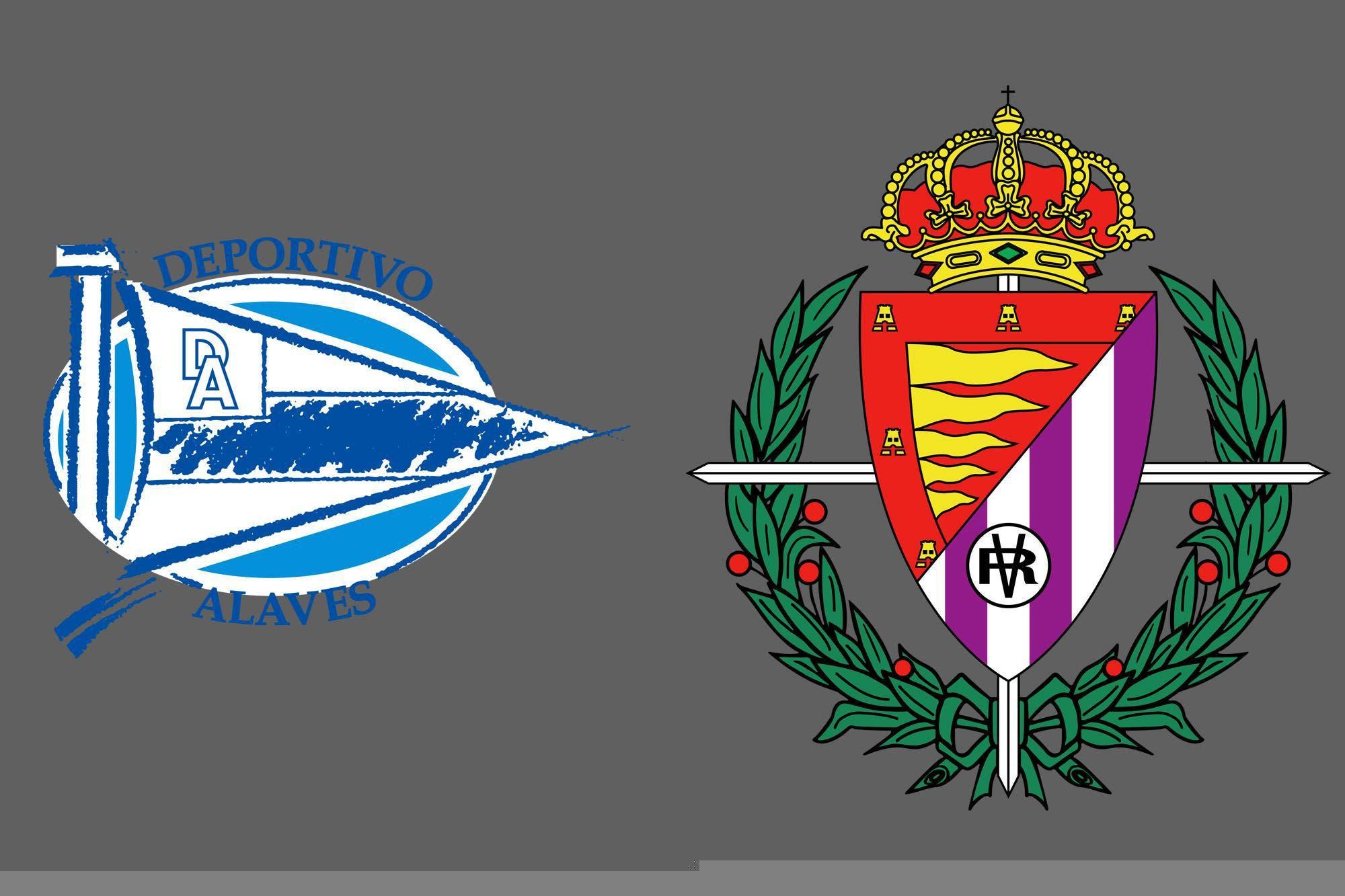 Liga de España: Alavés venció por 1-0 a Valladolid como local