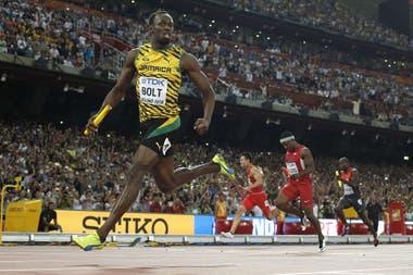 ca6ca8a8a1 Usain Bolt y un reinado de velocidad que se extiende por siete años ...