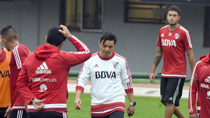 Gallardo, DT de River