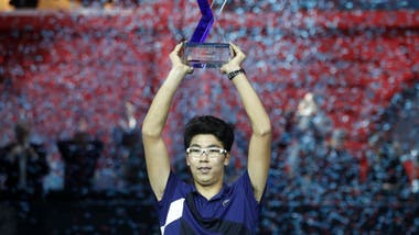 Hyeon Chung, ganador del Next Generation ATP 2017