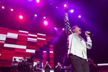 Ricardo Montaner, el cantautor argentino-venezolano, volvió a dar conciertos en Buenos Aires después de tres años