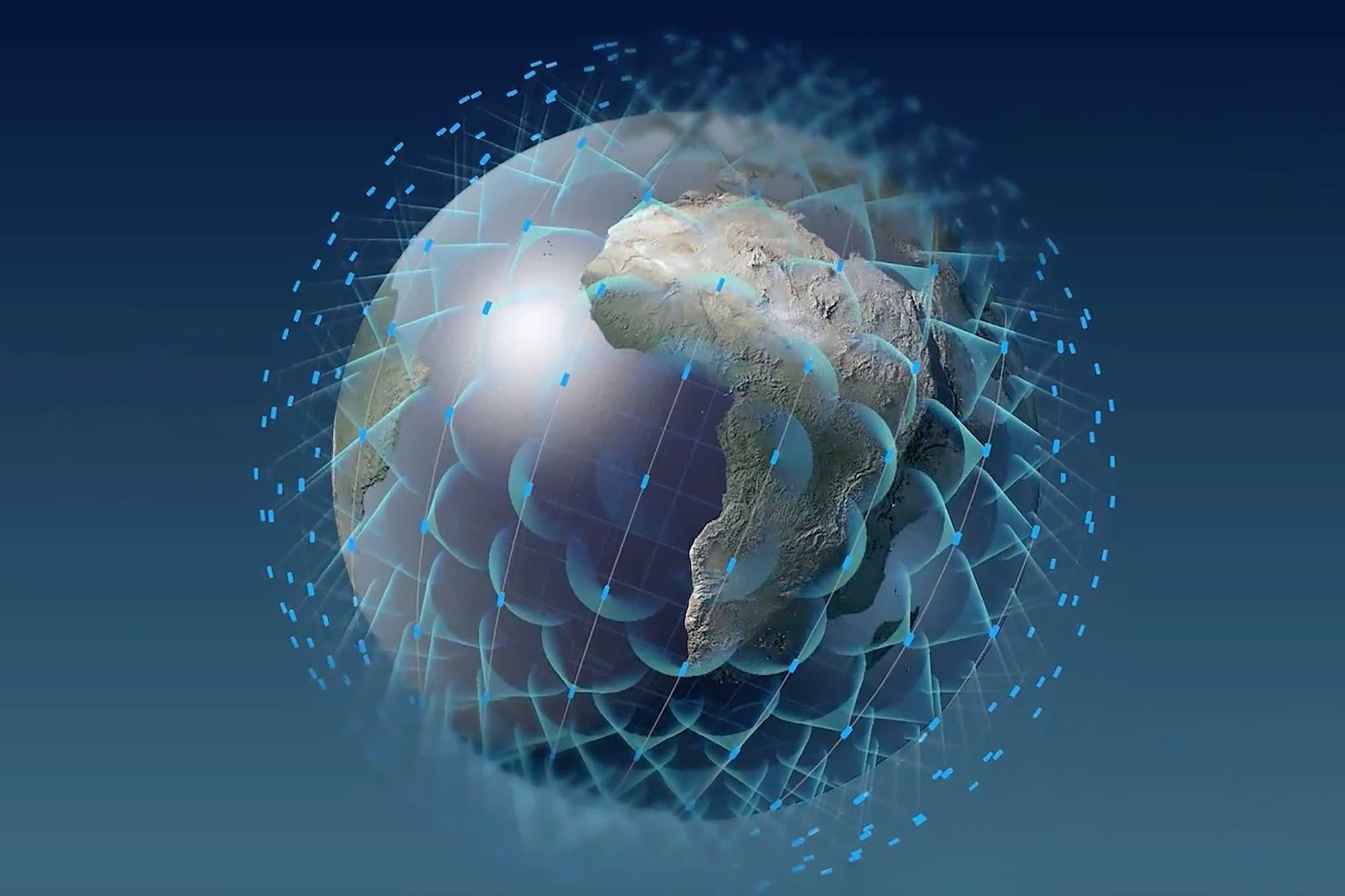 OneWeb: Reino Unido y la india Bharti invierten US$ 1000 millones para completar su megaconstelación de satélites