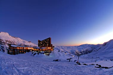 Valle Nevado, en Chile