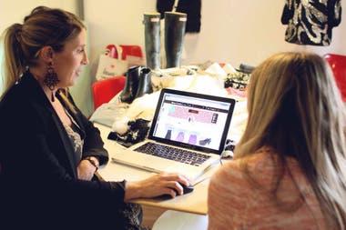 Renová tu vestidor es un sitio de venta online de ropa con más de 800 mil usuarias.