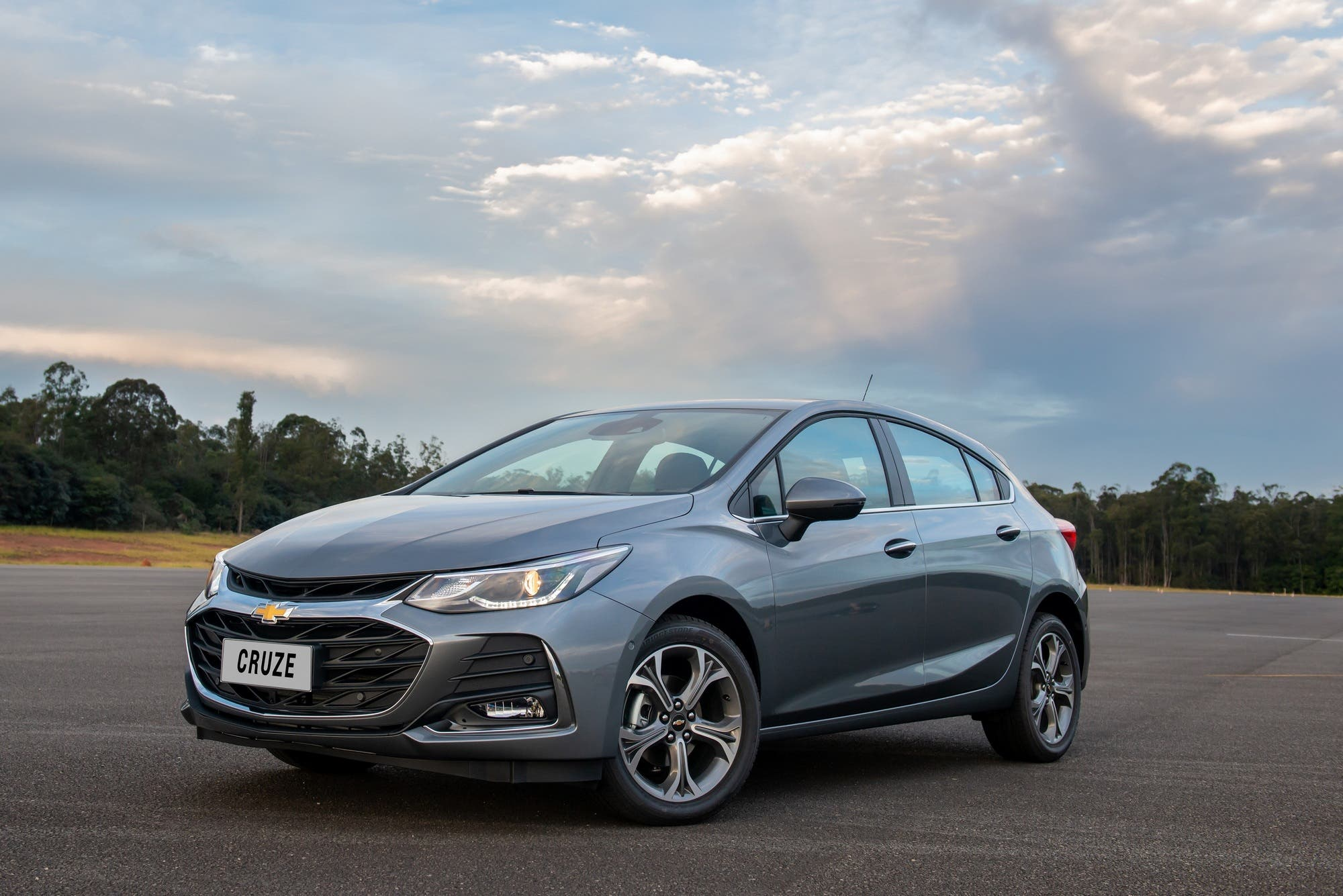 Chevrolet anunció el Cruze Premier, el auto con Wi-Fi y conectividad 4G