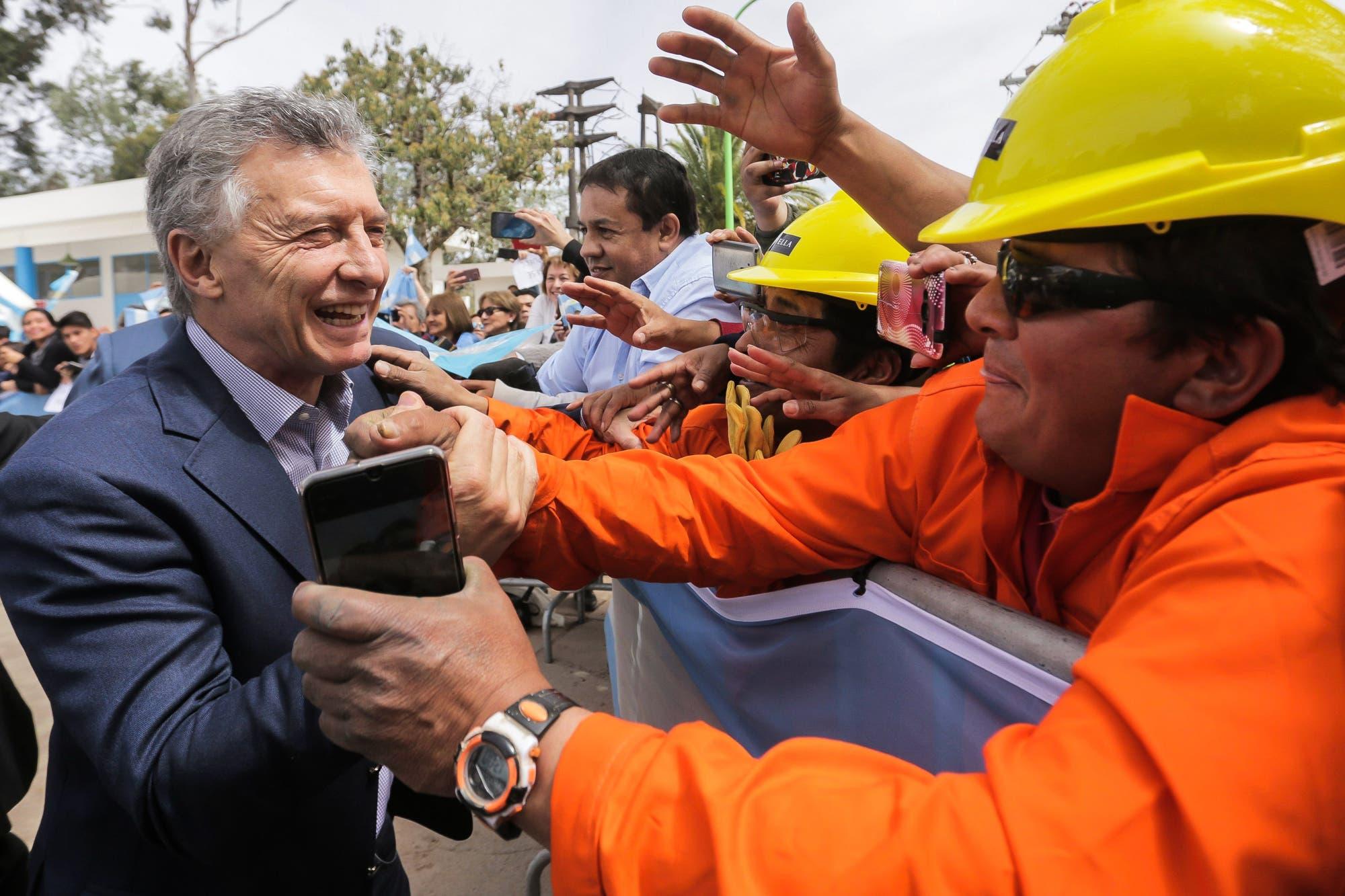 """""""Salimos para ganar"""": la arenga de Macri en redes sociales con detalles de su campaña"""