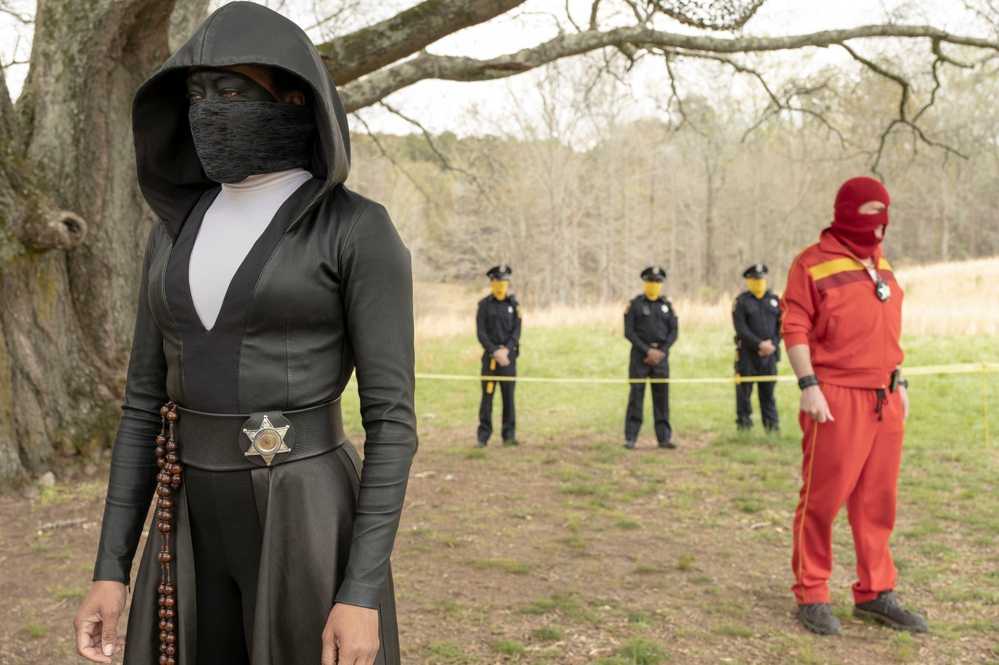 Watchmen: según su creador, Damon Lindelof, no habrá segunda temporada