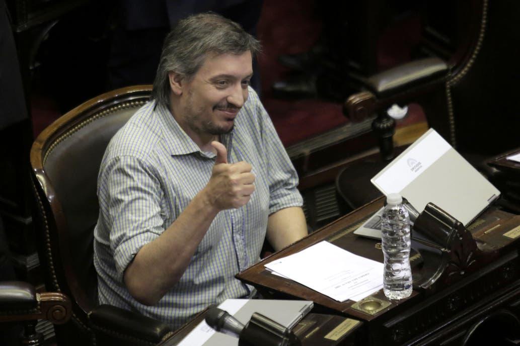 Luis Juez: «Máximo Kirchner habla de fortunas y no puede justificar cómo un pibe que no terminó el secundario tiene 2 millones»