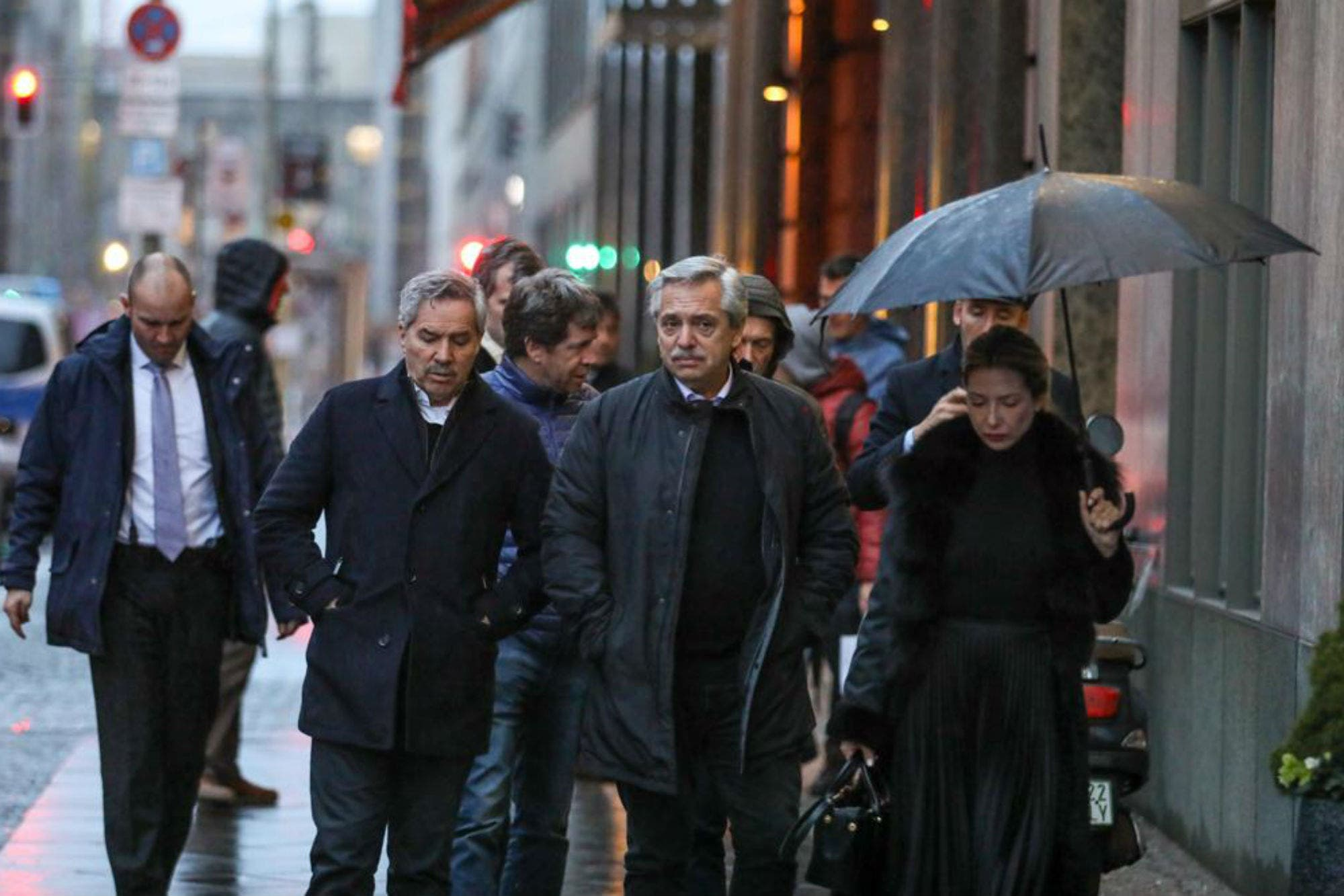 "Fernández, sobre la deuda y Kicillof: ""Va a ser muy difícil poder seguir la lógica del gobernador"""