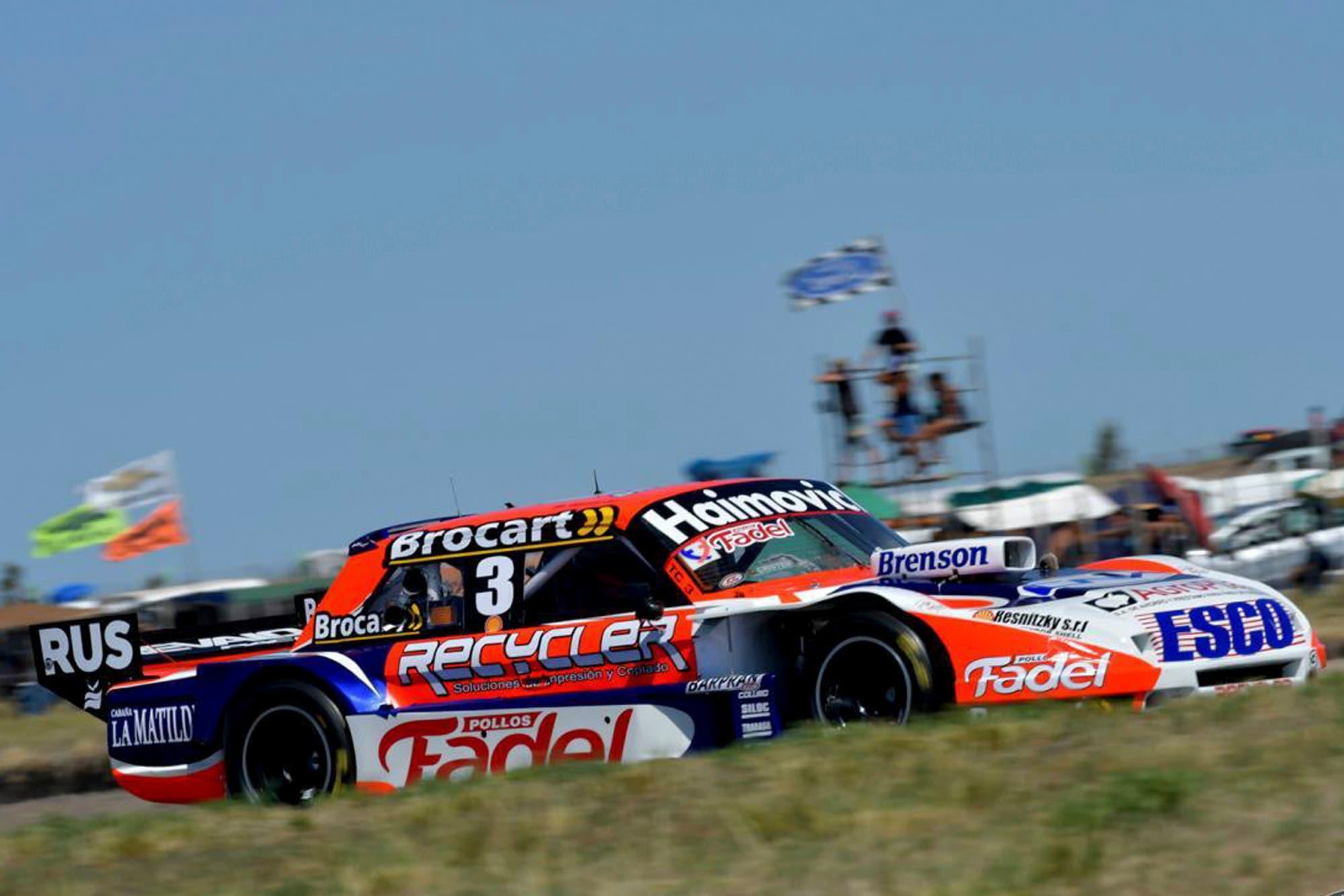 Werner se quedó con la pole position