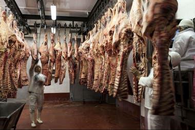 Primer cuatrimestre. La carne vacuna tuvo ventas al exterior por 172.000 toneladas
