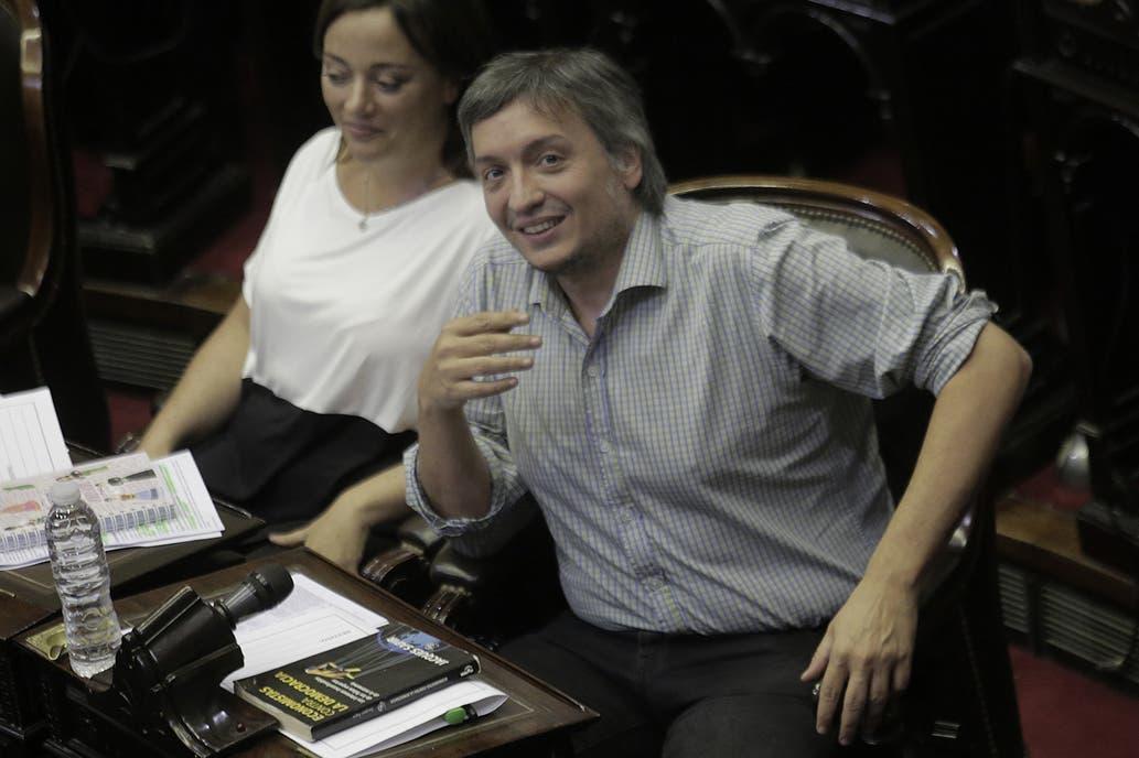 """El mensaje de Máximo Kirchner que reactivó el """"Frente de Todos contra Larreta"""""""