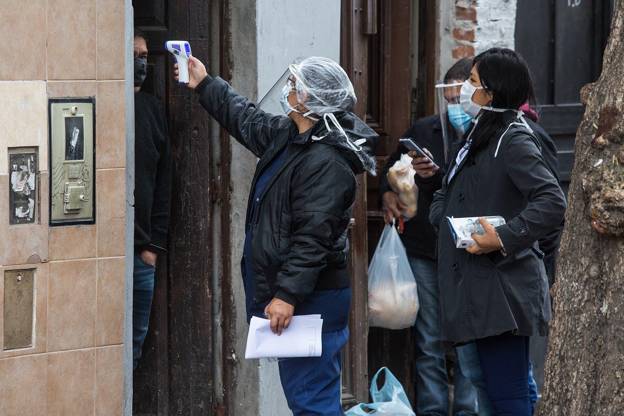 Coronavirus en la Argentina: la explicación de los investigadores tras el fuerte salto de casos