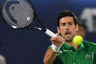 Novak Djokovic, el número 1 del mundo, intentará ganar el US Open y alcanzar los 18 trofeos de Grand Slam.