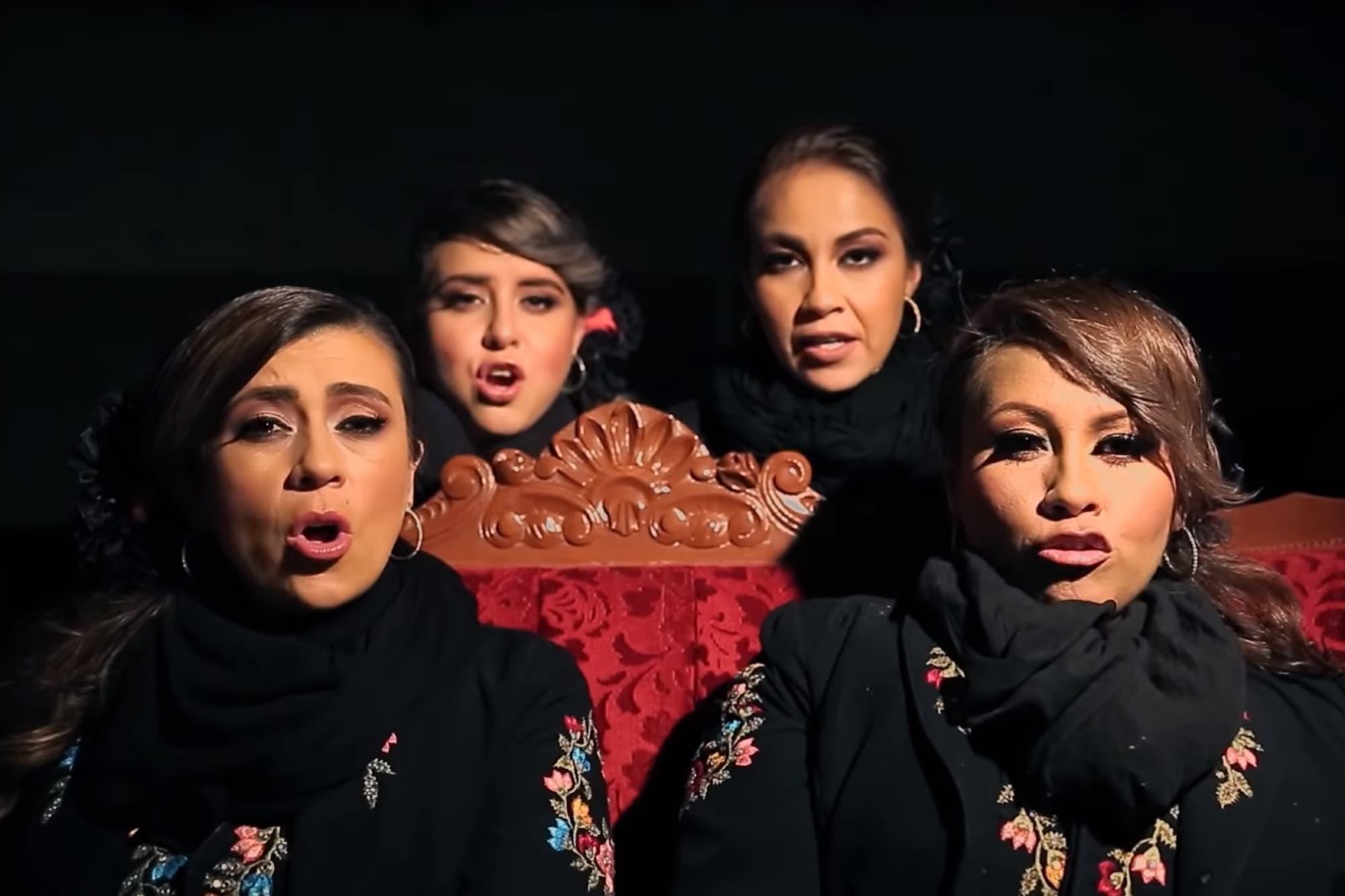 """Un grupo de mujeres mariachis se volvió furor con su versión de """"Bohemian Rhapsody"""" de Queen"""