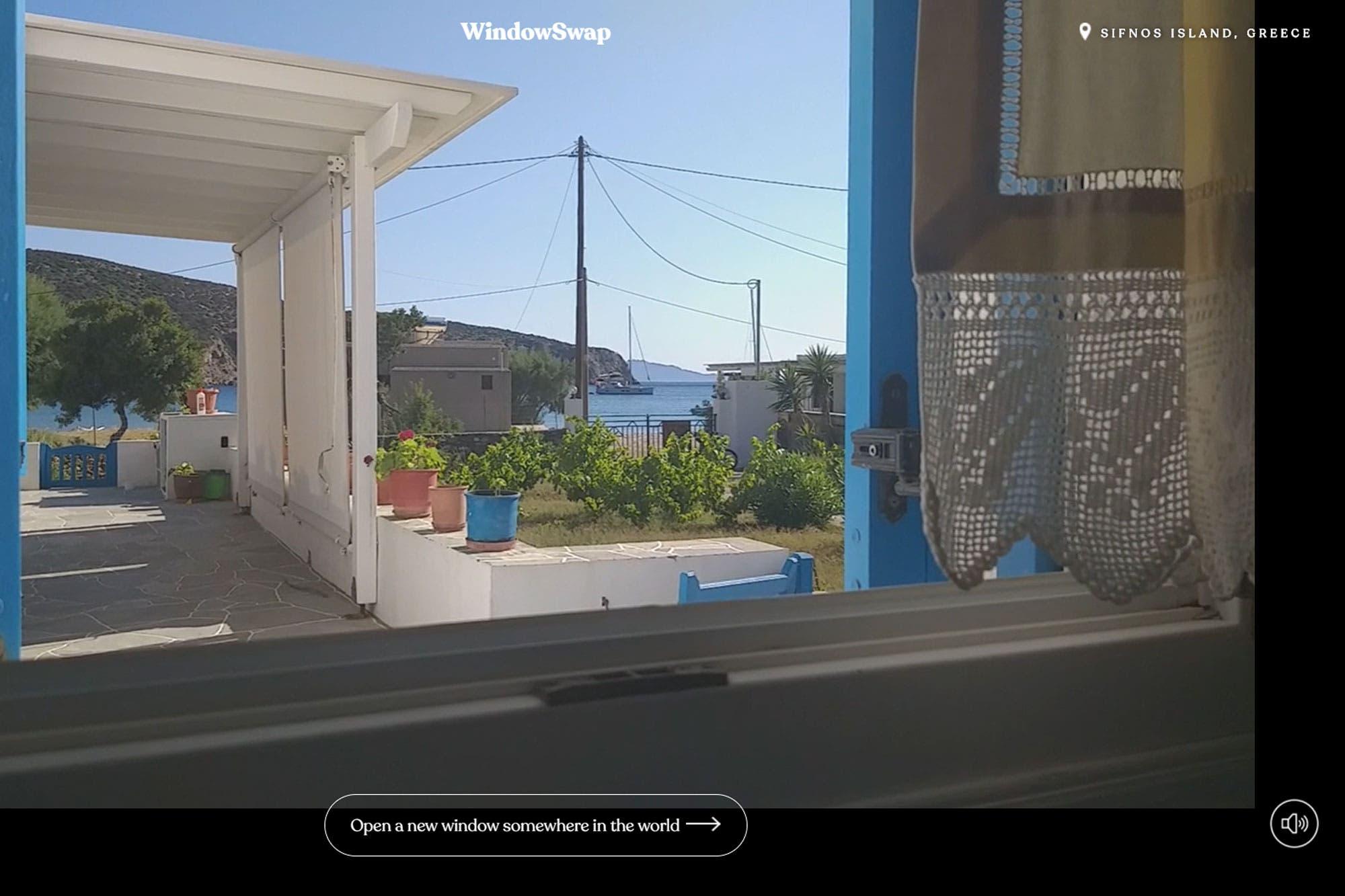 Window Swap: un sitio para viajar por el mundo desde la ventana de las casas de otras personas