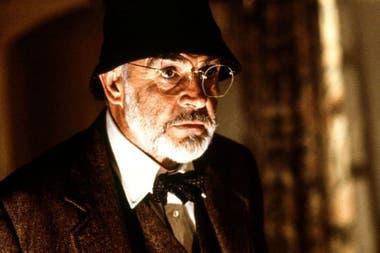 Sean Connery, en Indiana Jones