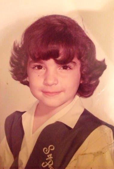 """""""Cuando estaba creciendo, él no estaba cerca"""", recordaría Gloria años más tarde sobre su padre"""