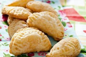 Empanaditas de queso crema