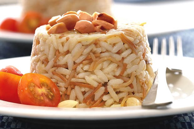 Receta de Budines de arroz a la persa