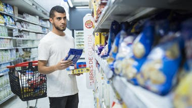 historias de degeneración de balanza de dieta disponible de gluten