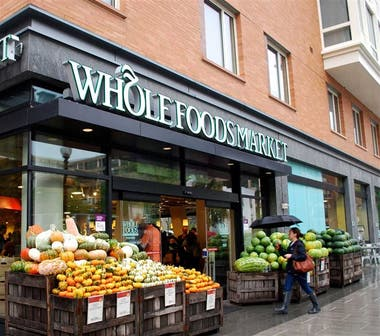 Whole Foods se vendió en US$ 13.700 millones