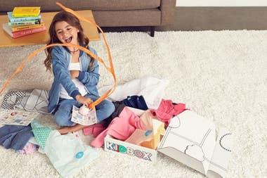a8a2a5554 La firma Kidbox, que se especializa en la venta online de indumentaria,  incorporó a