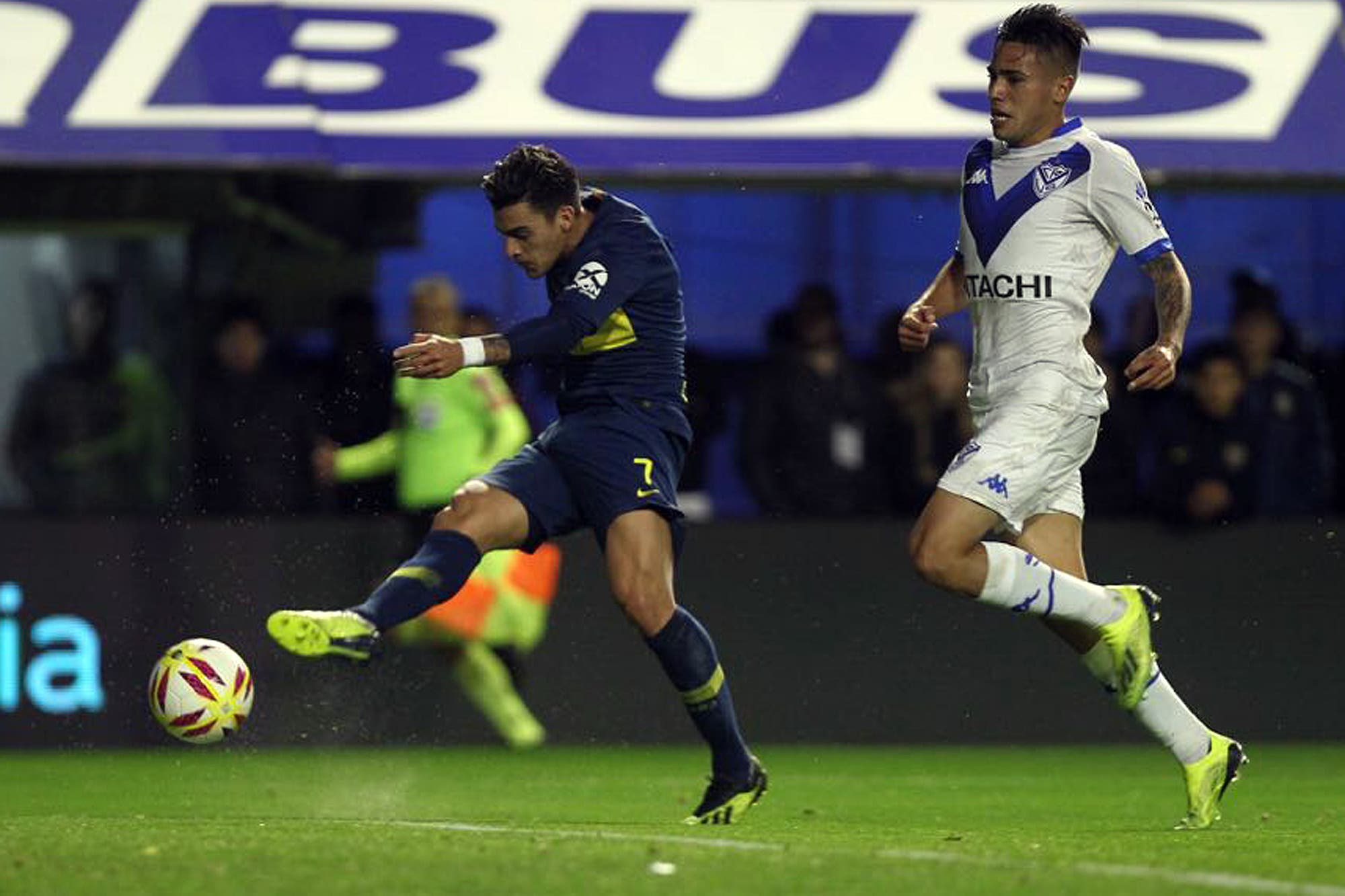 Boca-Vélez, por la Superliga: con gol de Pavón, el xeneize gana 1 a 0 en la Bombonera