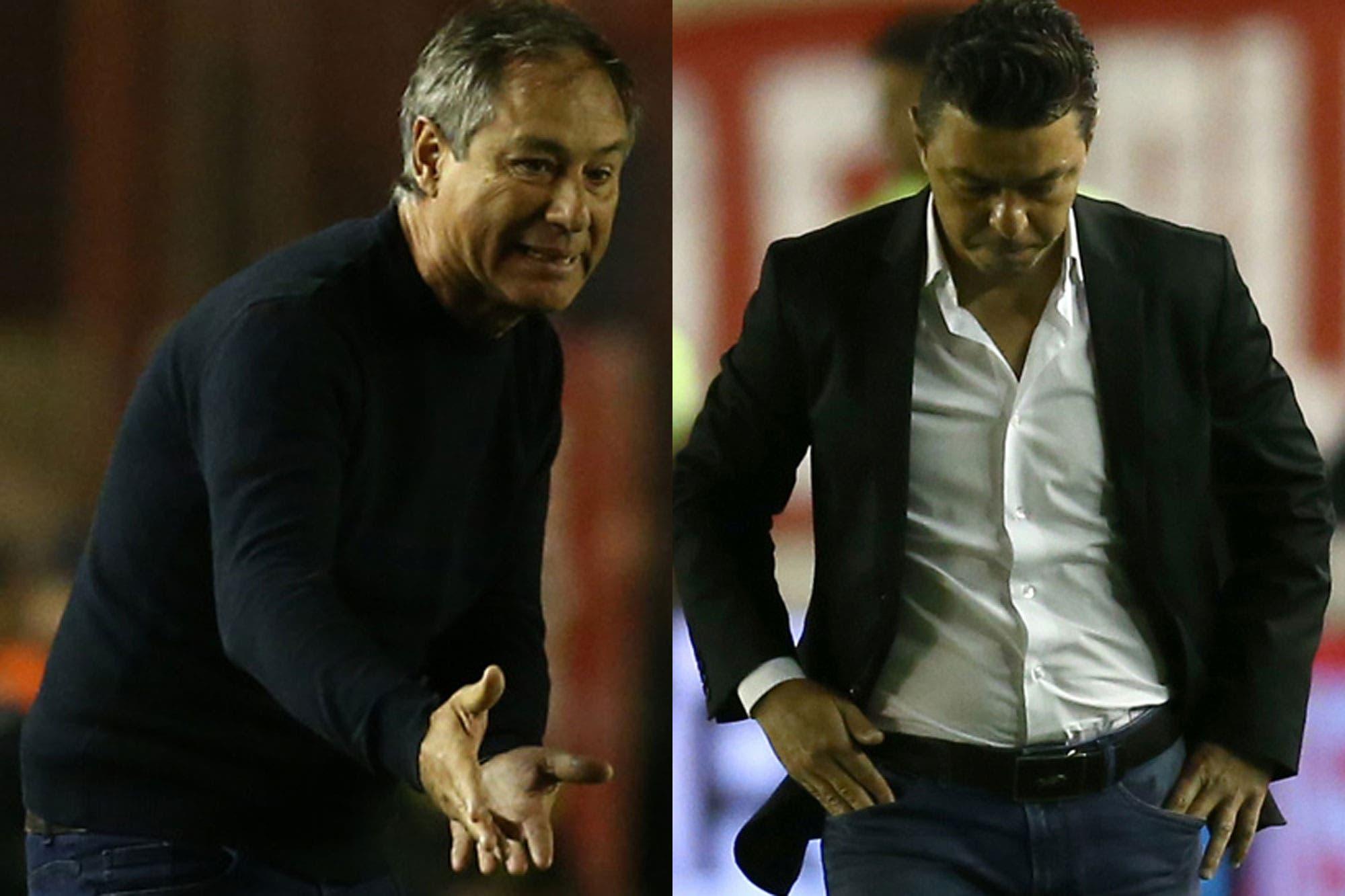 Independiente-River, Copa Libertadores: las formaciones y el karma de Marcelo Gallardo ante el Rojo y Ariel Holan