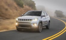Test drive: probamos el Jeep Compass MY19