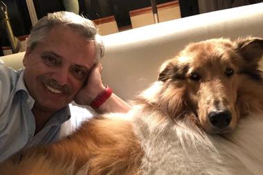 El perro del presidente que revolucionó las redes
