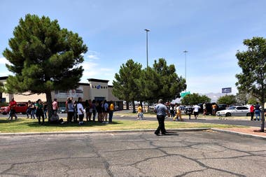 El tiroteo ocurrió en un centro comercial en El Paso, Texas