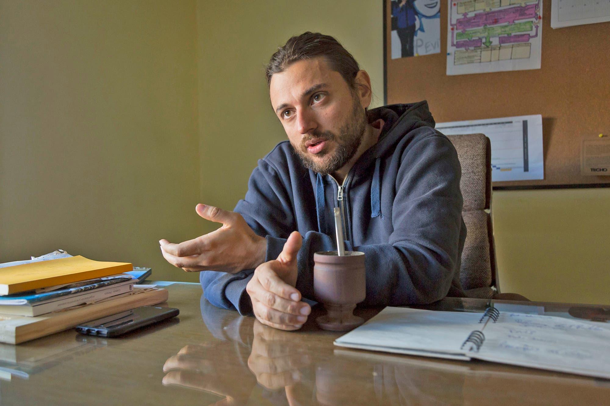 """Juan Grabois contra Miguel Pichetto: """"Era fanático de la 125 cuando era chupamedias oficial del gobierno anterior"""""""
