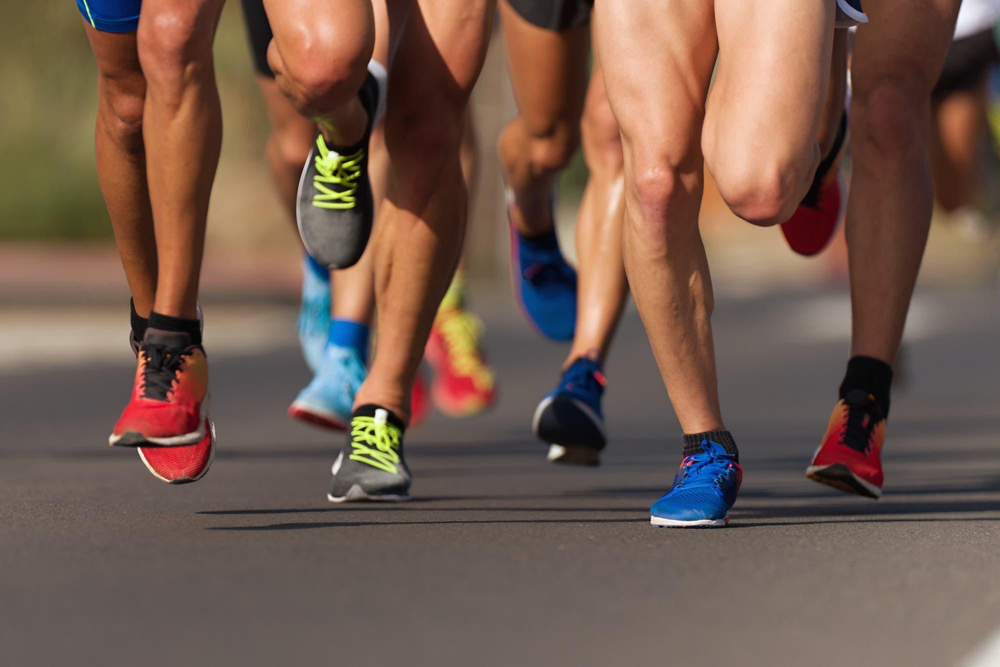 Cómo los algoritmos pueden hacerte correr más rápido