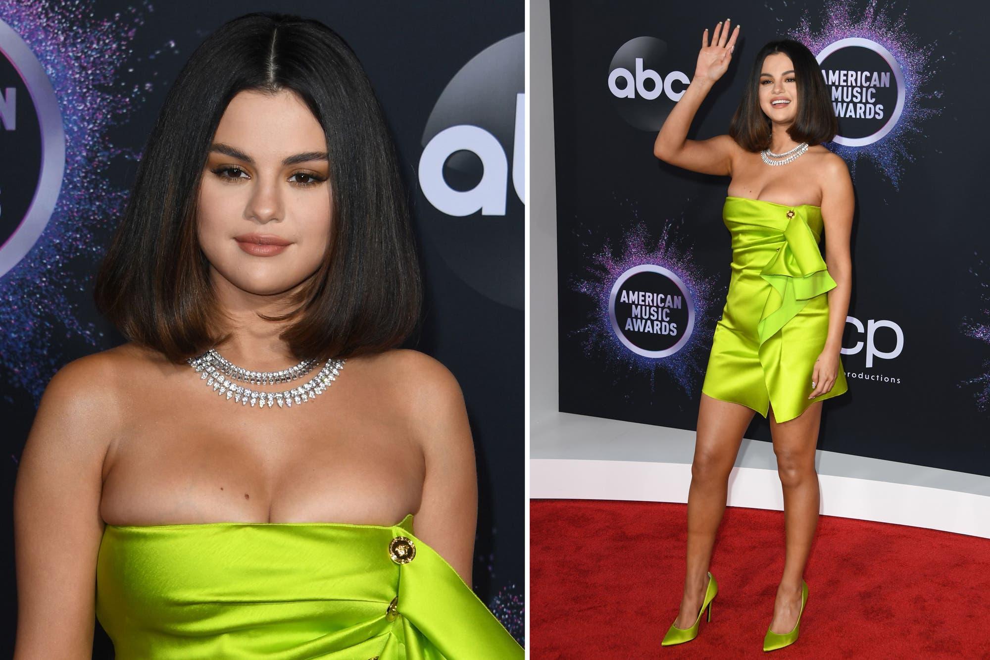 Selena Gomez sufrió un ataque de pánico antes de los American Music Awards 2019